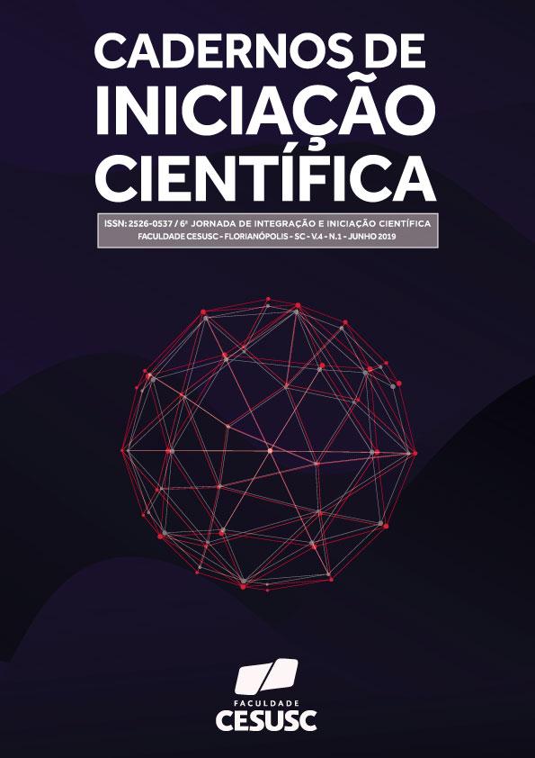 Visualizar v. 4 n. 1 (2019): 6ª Jornada de Integração e Iniciação Científica