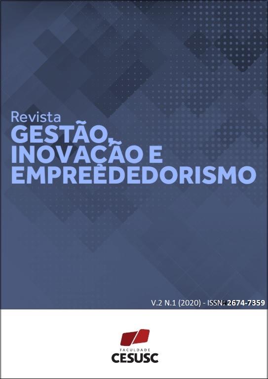 Visualizar v. 2 n. 1 (2020): REVISTA DE GESTÃO INOVAÇÃO E EMPREENDEDORISMO